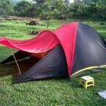 tips memilih tenda pramuka