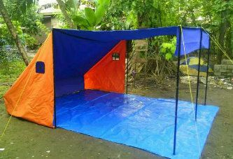tenda dapur pramuka, jual tenda dapur pramuka, tenda dapur pramuka murah