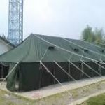 tenda peleton tni